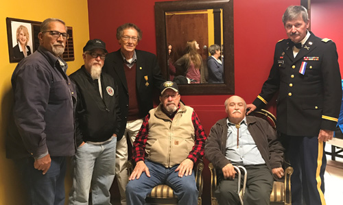 Veterans of the Tippah Tiger SCV Camp 868